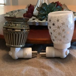 Bundle of Scentsy Warmers
